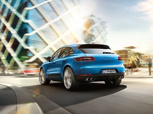 The new Porsche Macan. Life, intensified.